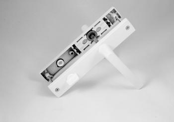 AK014 ALM MESUT WC GENİŞ (35mm) YAYLI KAPI KOLU